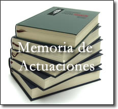 memoria actividades